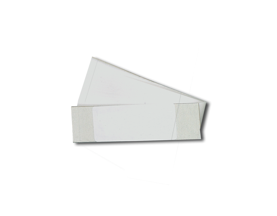 Feuilles plastiques souple (en carnet)