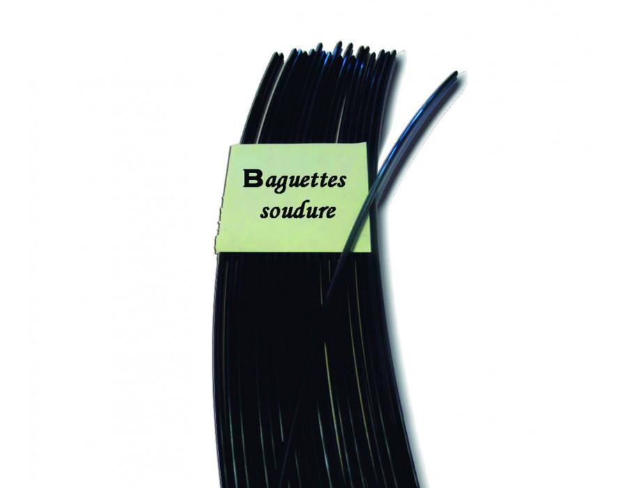 Baguette soudure P/E  EPDM Triangulaire