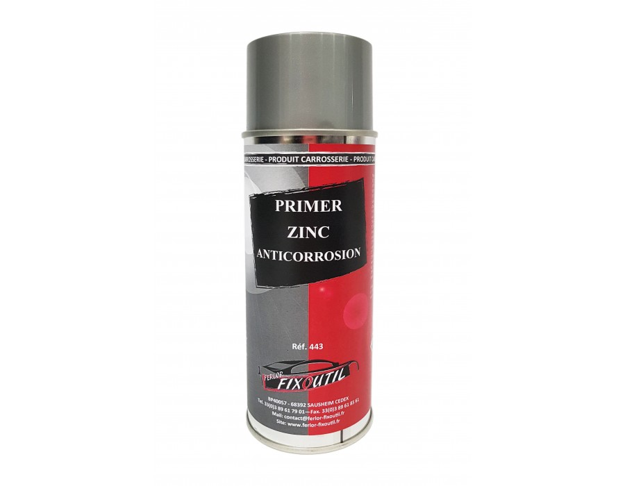 ZINC ANTI-CORROSION - aérosol 400ml