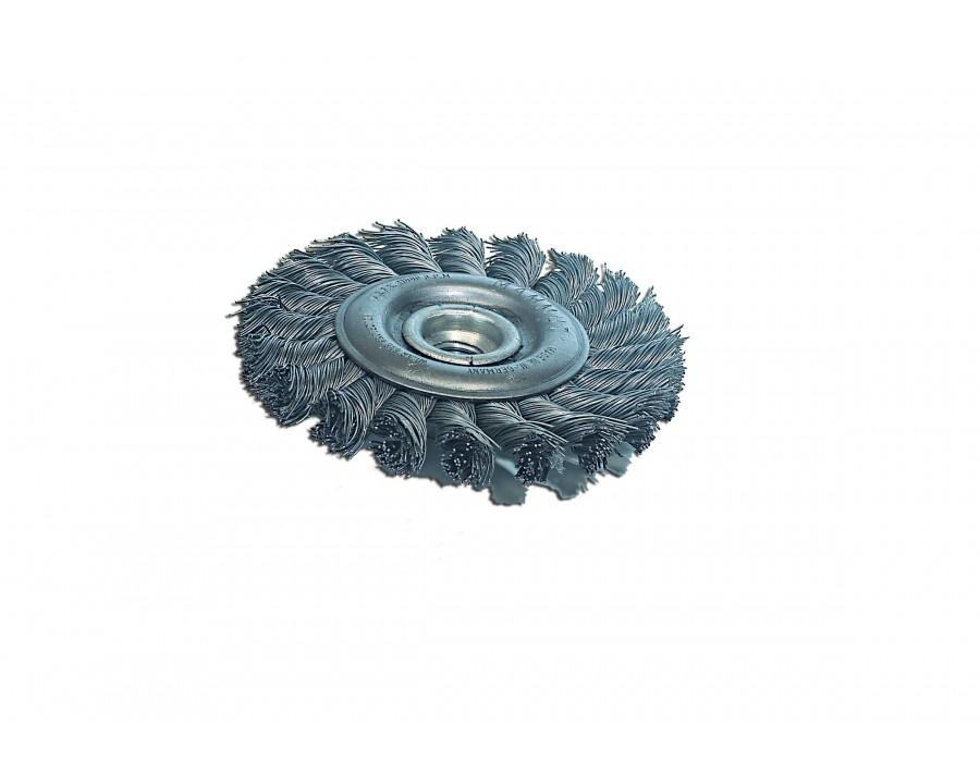 Brosse métallique ronde