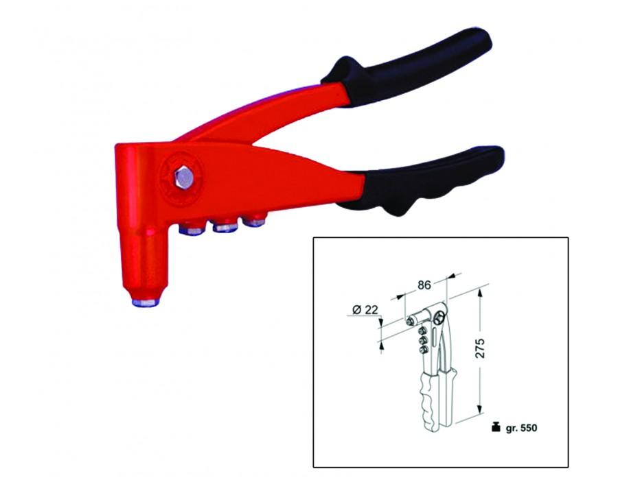 Pince a riveter K39