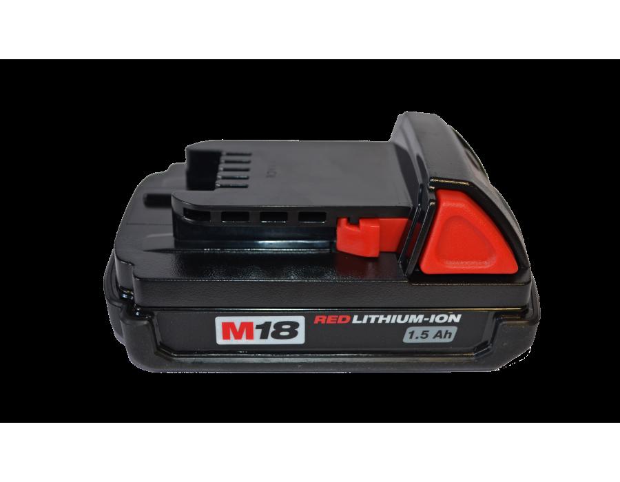 Batterie 2.0Ah pour pistolet MILWAUKEE 18V