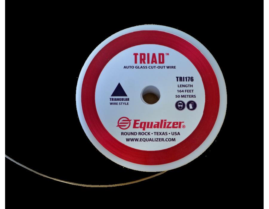 Fil à couper métal triangulaire 0.85 mm