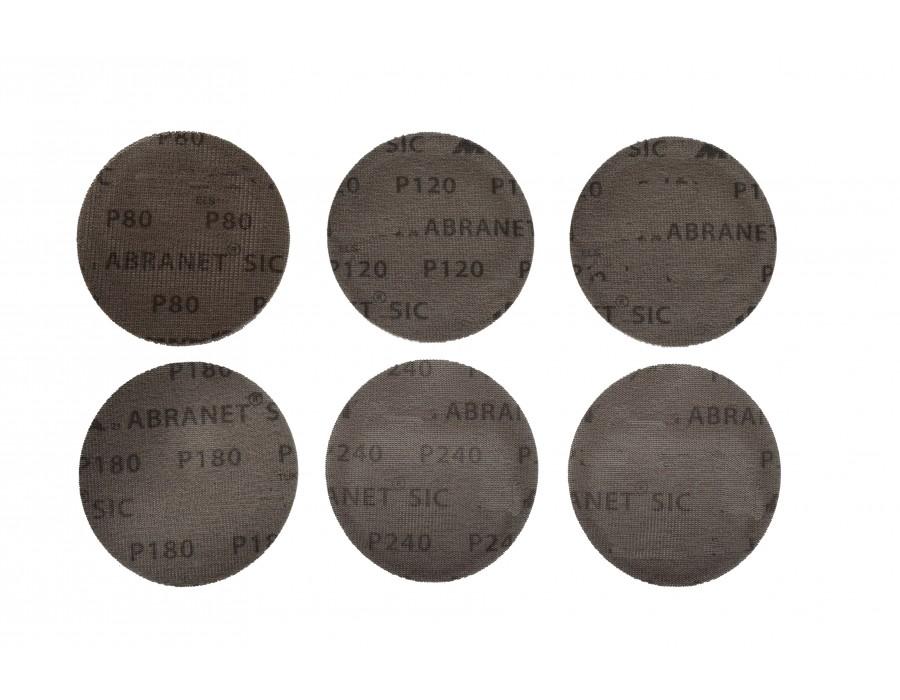 Disques carbure de silicium Ø 77cm - Lot de 50